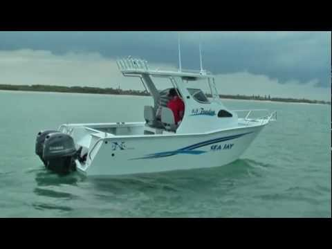 6m FREEDOM by Sea Jay Plate Xtreme Boats