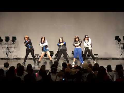 f(x) - Chu~♡ _ DANCE COVER(JAPAN) SHINeegirls