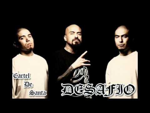 Cartel De Santa Desafio 2011