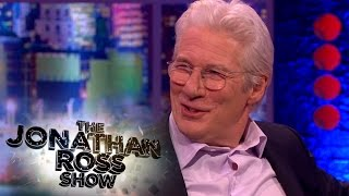 How Richard Gere Was Convinced By Julia Roberts to do Pretty Woman - The Jonathan Ross Show