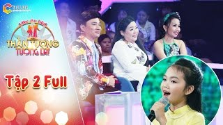 Like an Idol | Ep 2 full HD: Thu Hien, Cam Ly, Quang Linh were in love with a 13 year-old girl