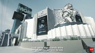 UFC 200: Las Vegas - A capital mundial da luta
