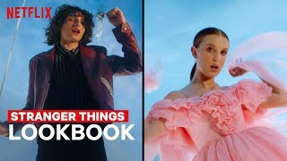 Stranger Things 3 Cast Red Carpet Fashion | Netflix