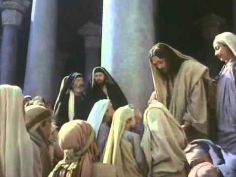 El reino de los cielos es amor, parábolas de Jesús.