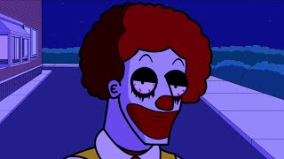 TRUE MCDONALD'S NIGHT SHIFT HORROR STORY ANIMATED