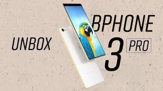 Bphone 3 Pro có rồi: thử camera và Antutu