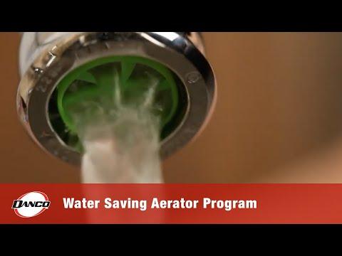 DANCO SPOTLIGHT | Water Saving Aerator Program