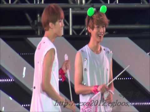120818 ENDING SEHUN Focused CAM @SMTOWN Live World Tour in SEOUL