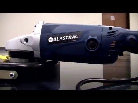 Blastrac Hand Grinder | What Makes it Better
