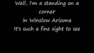 Take It Easy Lyrics