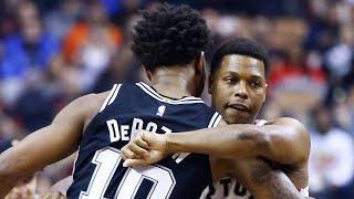 San Antonio Spurs vs Toronto Raptors Full Game Highlights | January 12, 2019-20 NBA Season