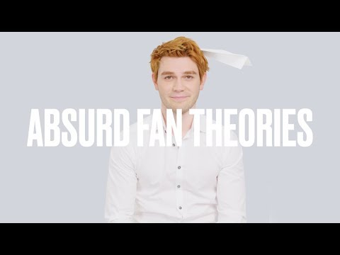 KJ Apa Responds to Riverdale's Absurd Fan Theories | ELLE