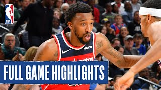 WIZARDS at 76ERS | FULL GAME HIGHLIGHTS | October 18, 2019