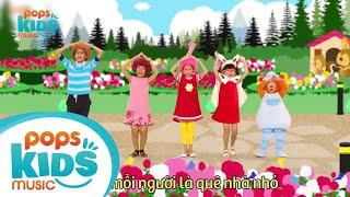 Mầm Chồi Lá - Bé Và Ông Mặt Trời | Nhạc thiếu nhi hay cho bé | Vietnamese Kids Song