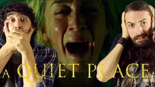 A QUIET PLACE - MOVIE REVIEW!!!