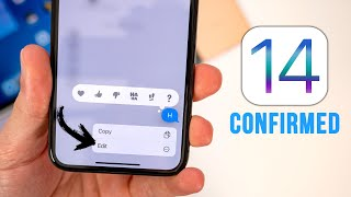 iOS 14 - Release Date Confirmed + More LEAKED Features!