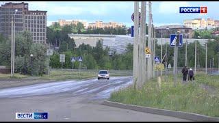 В Омске разработан проект новой транспортной развязки у «Арены Омск»