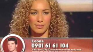 """Leona Lewis - without you """"best performance ever """""""