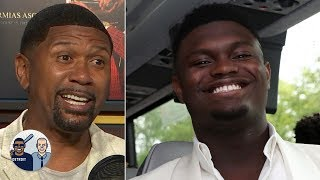 Zion's awareness of NBA expectations will help him be successful - Jalen Rose | Jalen & Jacoby