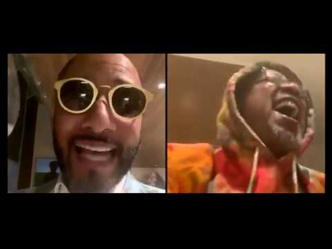 Swizz Beatz & Timbaland react to Babyface VS Teddy Riley Battle