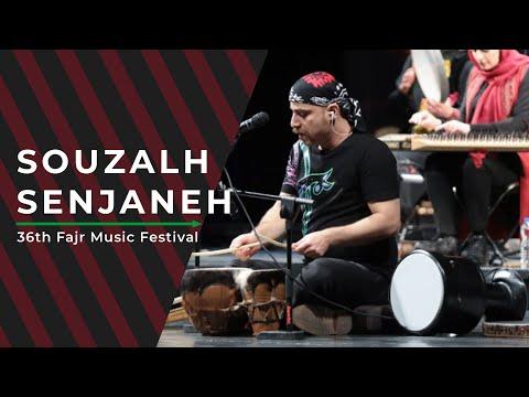 Rastak Music Group - Rastak Online Concert_36th Fajr Music Festival 2021 [Souzaleh & Senjaneh]