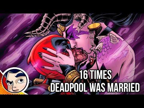 16 Times Deadpool Was Married