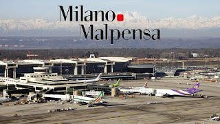 Milan Malpensa Airport | Italy | May 2015