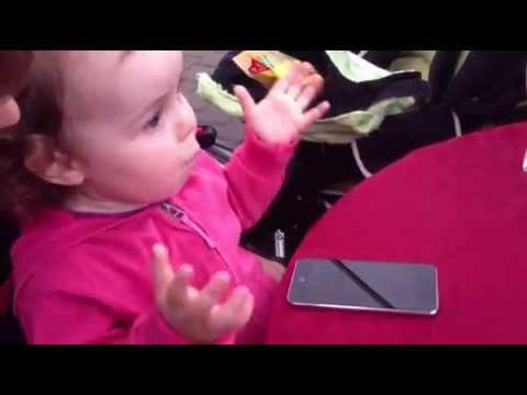 Baby and iOS 6 vs iOS 7