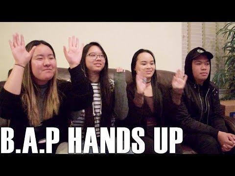 B.A.P- Hands Up (Reaction Video)