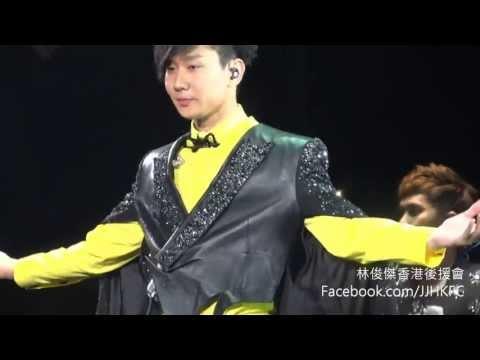 131026 JJ林俊傑 一千年以後 @ 香港演唱會