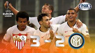 Sevilla - Inter [3-2]   GOLES   Final   UEFA Europa League