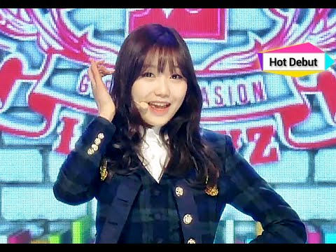 Lovelyz - Candy Jelly Love, 러블리즈 - 캔디 젤리 러브, Show Champion 20141119