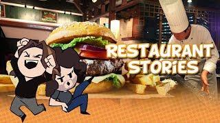 Game Grumps: Restaurant Stories