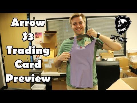 Arrow Wardrobe Sneak Preview