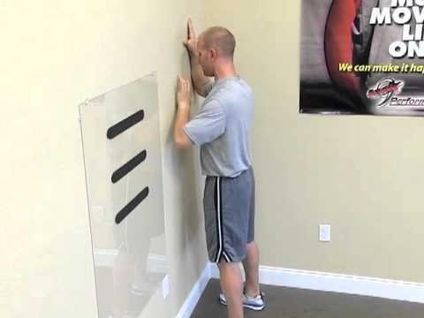 Scapular Wall Plank Vertical.m4v