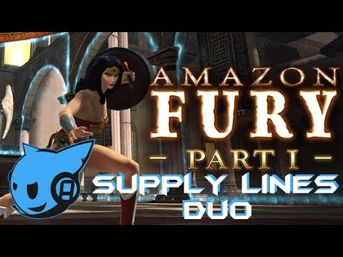 Amazon Fury Pt.1 - Supply Lines Duo (No more trolls?)