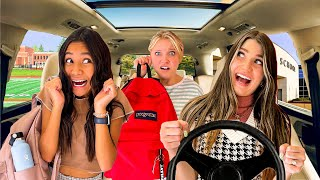 I SNUCK my SiSTERS out of School!!