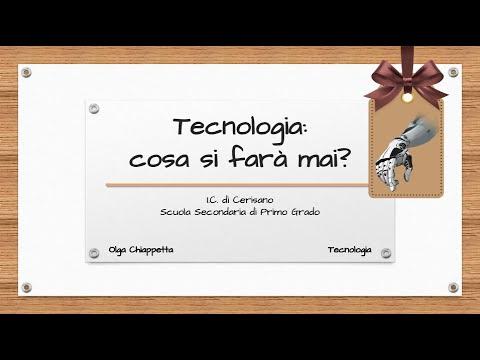 Attività tecnologia