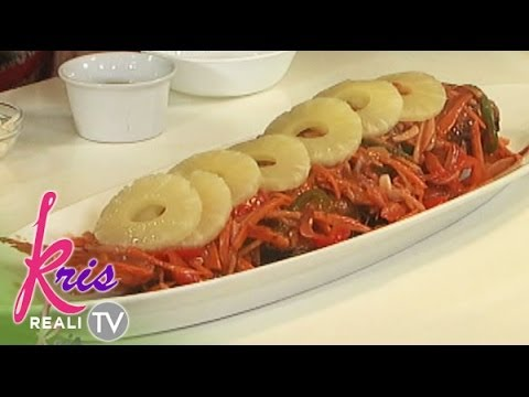 Pokwang's Sweet And Sour Lapu-lapu - Smashpipe Entertainment