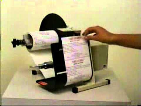 TAL 750HD Label Dispenser