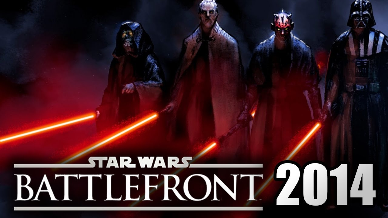Star Wars Battlefront 3 by DICE (SWBF3 2014) NEWS! Weapons, Lightsabers, Kashyyyk! Xbox One, PS4 ...