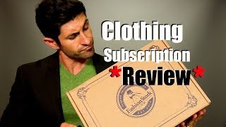 Clothing Subscription Site Review and Test Order (Fashion Stork)