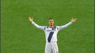 WATCH: David Beckham's Top Five Goals for the LA Galaxy