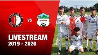 U18 Hoàng Anh Gia Lai - U17 Hà Lan Feyenoord   Giao Hữu
