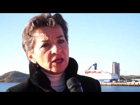 Christiana Figueres on Yara and food security