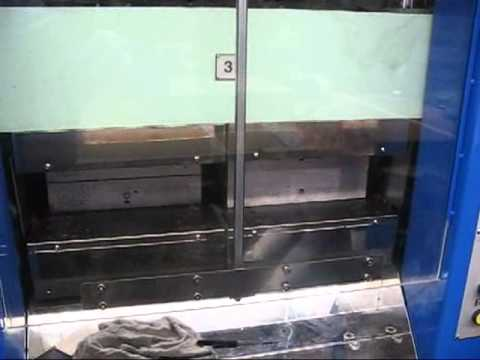 INJECTION MOLDED FOAM MOLD OPENING