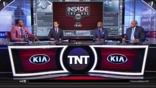 Inside The NBA: Curry vs. Jordan