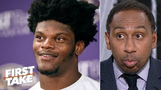 Stephen A.'s Week 2 NFL Power Rankings: Lamar Jackson gives the Ravens a boost | First Take