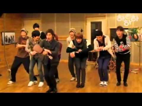 [PREDEBUT] EXO (Suho Kai Chanyeol Kyuwan) Making of Samsung HaHaHa Campaign