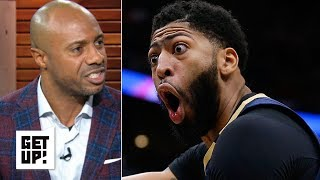 Anthony Davis will force a trade – Jay Williams | Get Up!